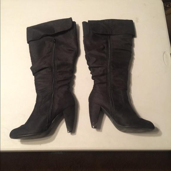 79d787f037d46 torrid Shoes | Wide Calf Over The Knee Boots | Poshmark